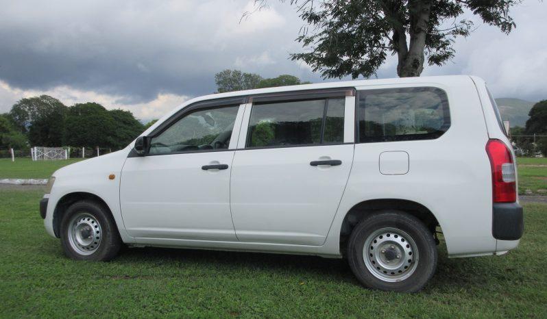 2014 Toyota Probox GL full