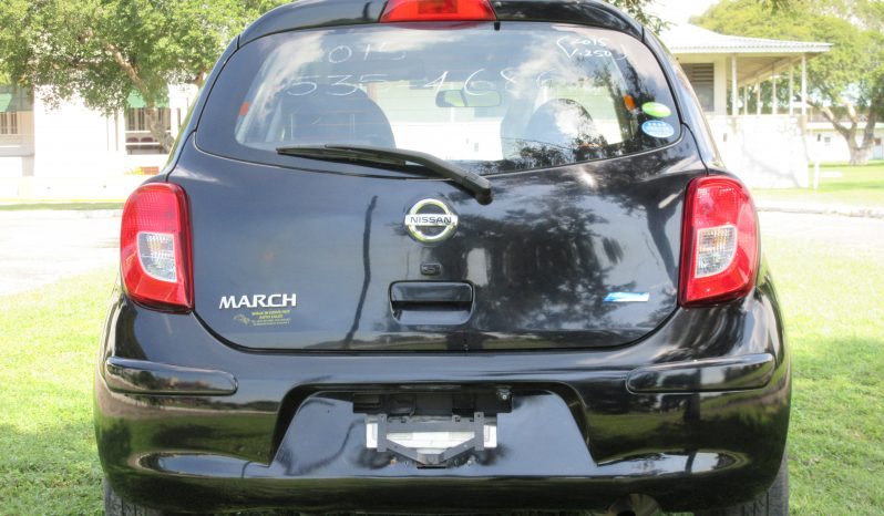 2015 Nissan March full