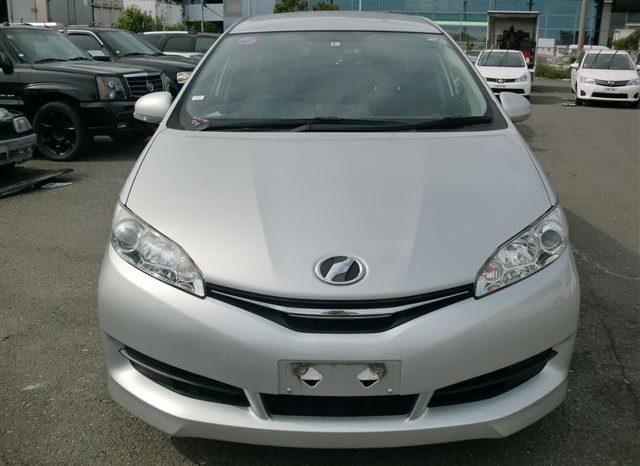2014 Toyota Wish full