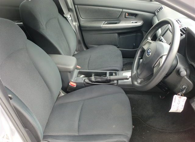 2015 Subaru SPORT full