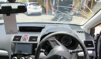 2016  Subaru Eyesight full