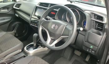 2017 Honda Fit Silver full
