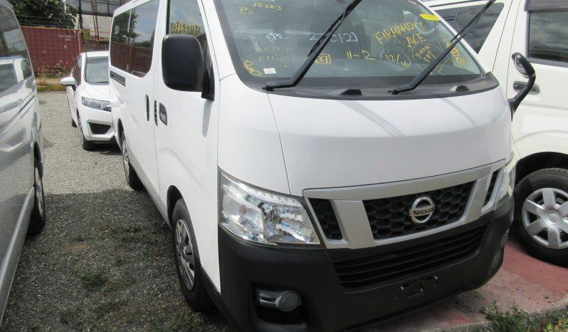 2014 Nissan Caravan full