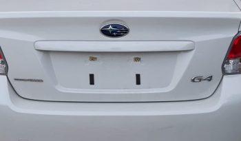Subaru Impreza G4 full