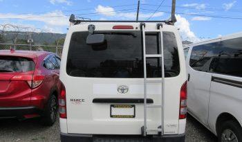 2013 Toyota Hiace full