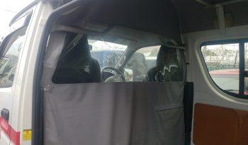 2013 Toyota High top Hiace full