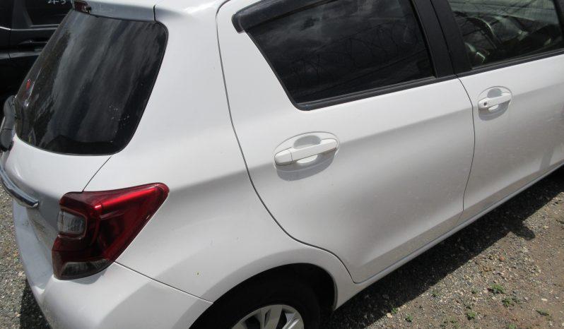 2015 Toyota Vitz full