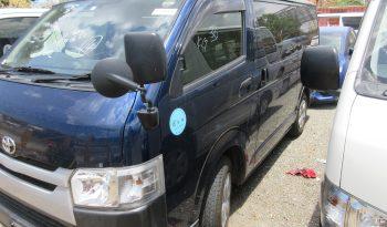 2016 Toyota Hiace full